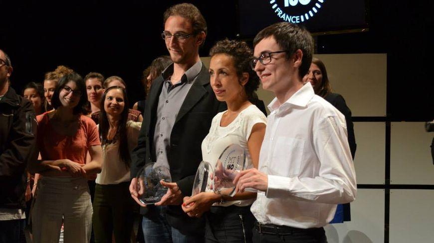 """Les gagnants 2015 de """"ma thèse en 180 secondes"""""""