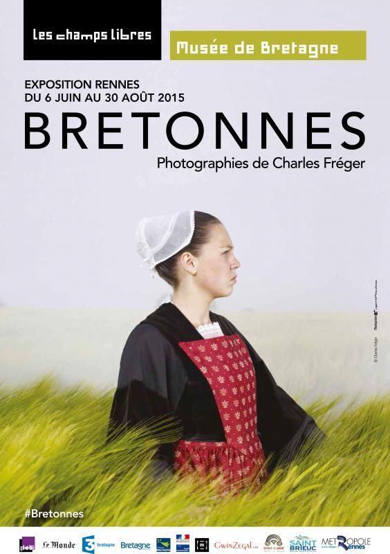Charles Fréger expositions