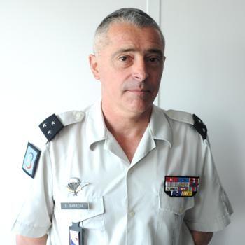 Général Bernard Barrera