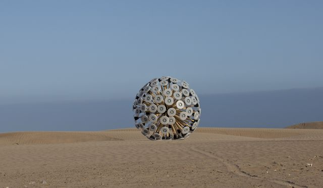 Mine Kafon, Massoud Hassani, 2011