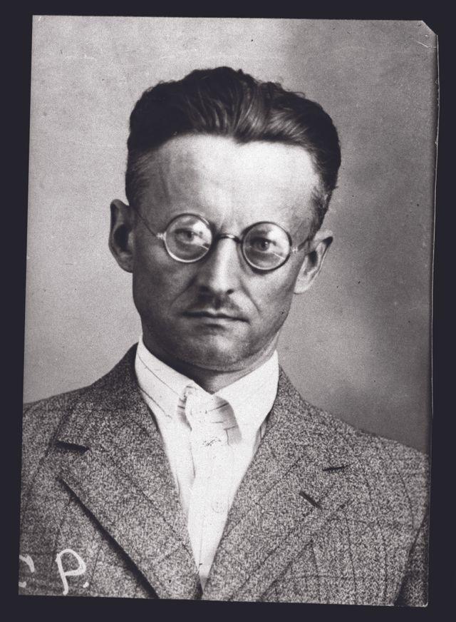 Rytchardovitch Stanislaw, Polonais, exécuté le 21 septembre 1937/ la grande terreur