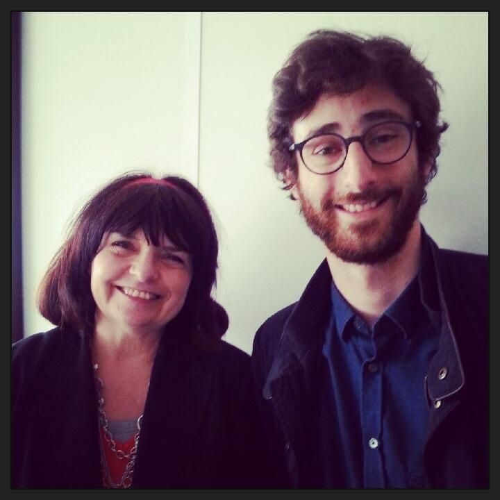 Elisabeth Pierre et Quentin Blum