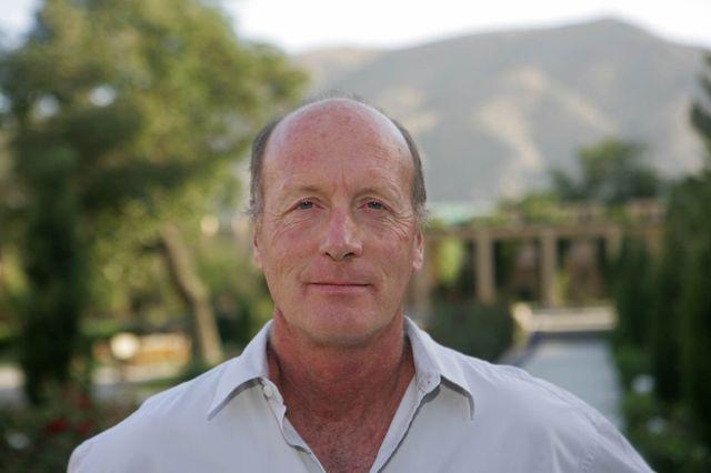 Renaud Girard en Afghanistan