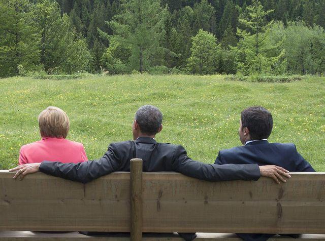 Sommet du G7 en Allemagne