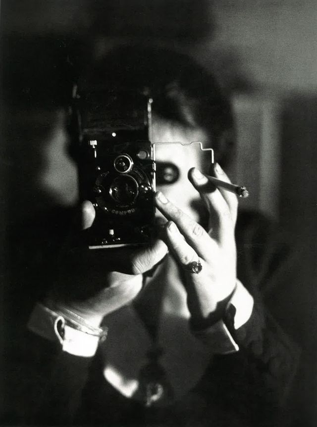 Germaine Krull - Autoportrait