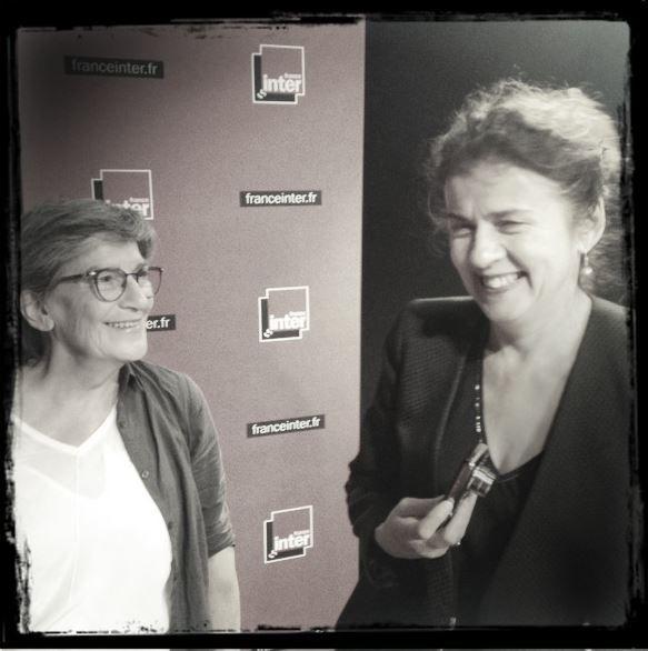 Brigitte Enguérand et Brigitte Patient