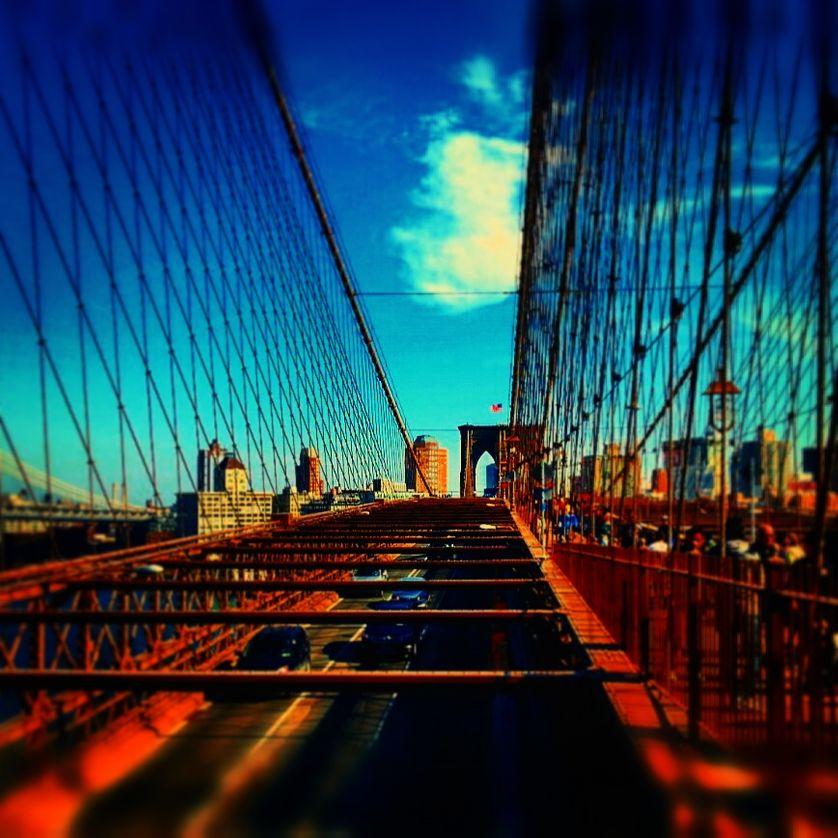 Le pont de Brooklyn, Saint-Denis Style