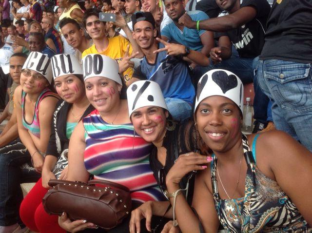 Cuba Stade Marrero