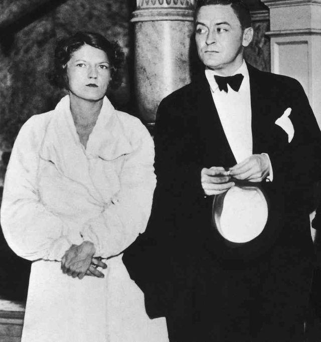 Zelda et Francis Scott Fitzgerald