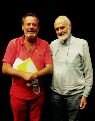 Le RDV 26/06/15 : Louis BENECH et Lucien KROLL