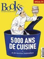 Magazine BOOKS - le numéro Juillet-Août 2015