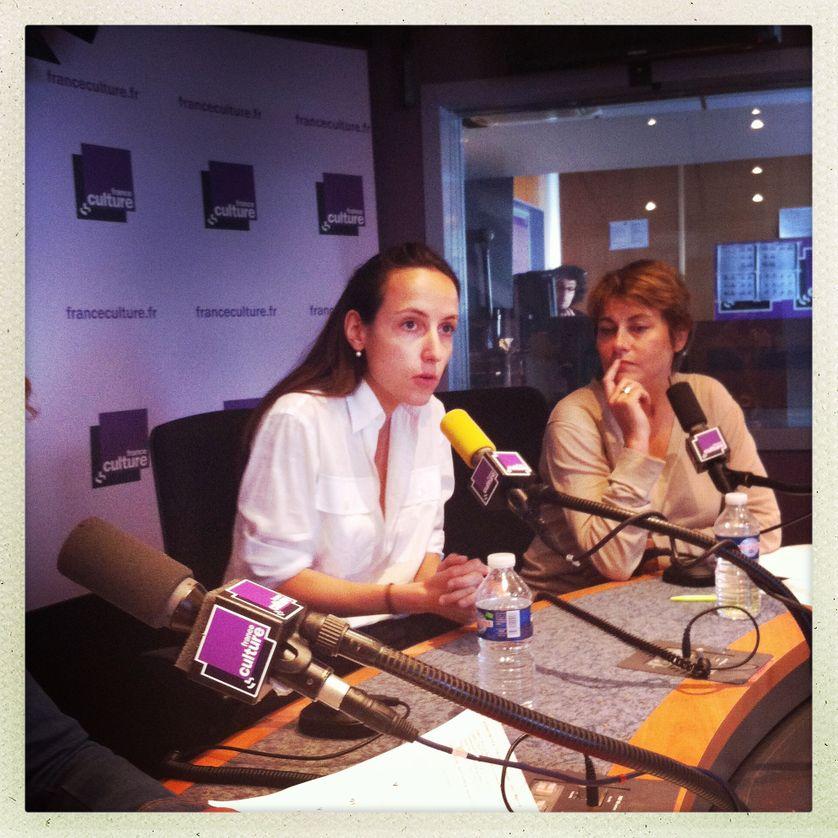 Julia Cagé et Sophie Fay