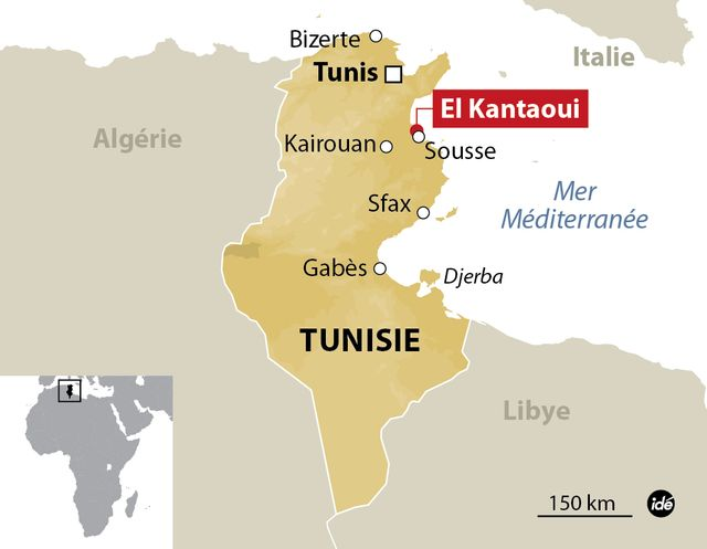 Attentat contre des touristes en Tunisie