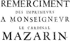 Mazarinade