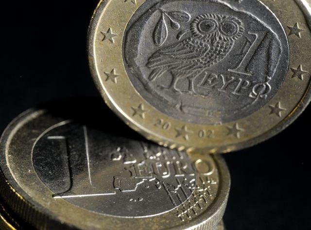 Un euro grec