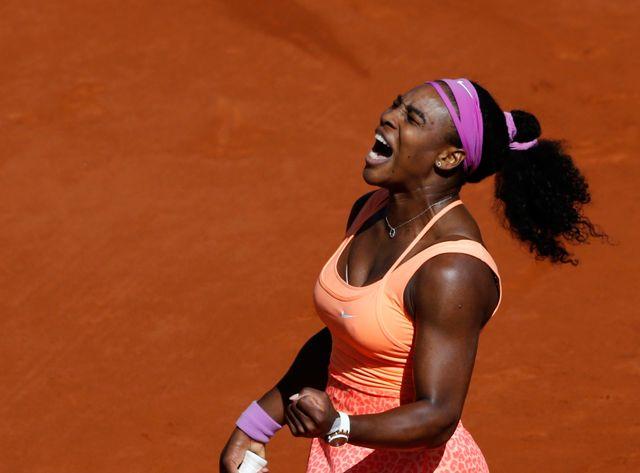 Serena Williams remporte une troisième fois Rolland Garros