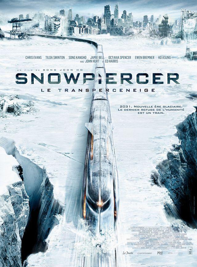 Affiche de Snowpiercer