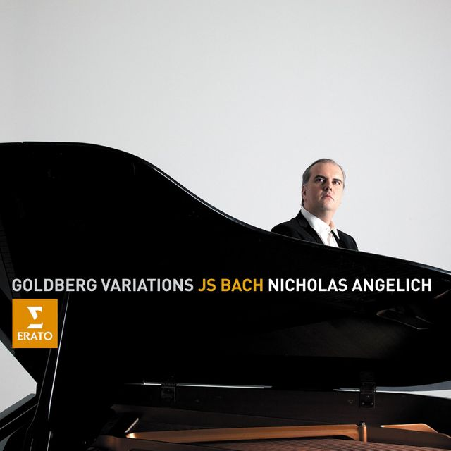Nicholas Angelich-Variations Goldberg de Bach-Virgin Classics (2011)