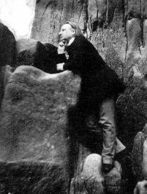 Victor Hugo en exil