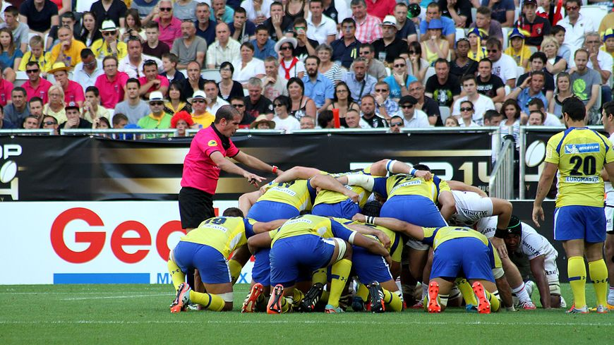 Calendrier Top 14 Rugby.Rugby Top 14 Le Calendrier Des Matches De L Asm Clermont