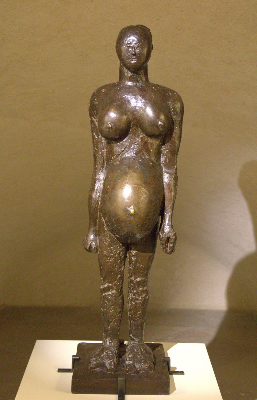 La femme enceinte de Pablo Picasso.