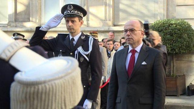 """""""L'Intérieur au cœur de la crise"""" de Serge Moati"""