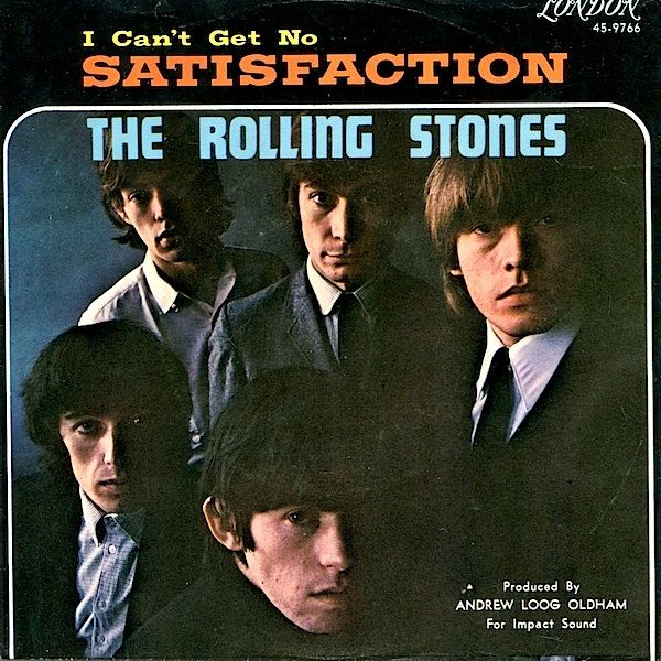 The Rolling Stones | '(I Can't Get No) Satisfaction'