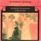 "Album "" Schubert Dialog "" CD label TUDOR 7132"