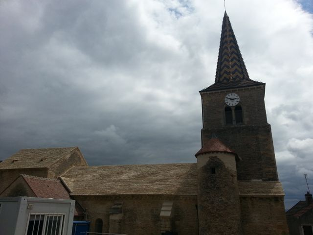 Eglise de Pernand Vergelesses