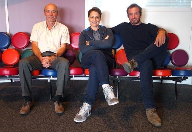 Marc Lévêque, Laurence Manfredi, Raphaël Poulain