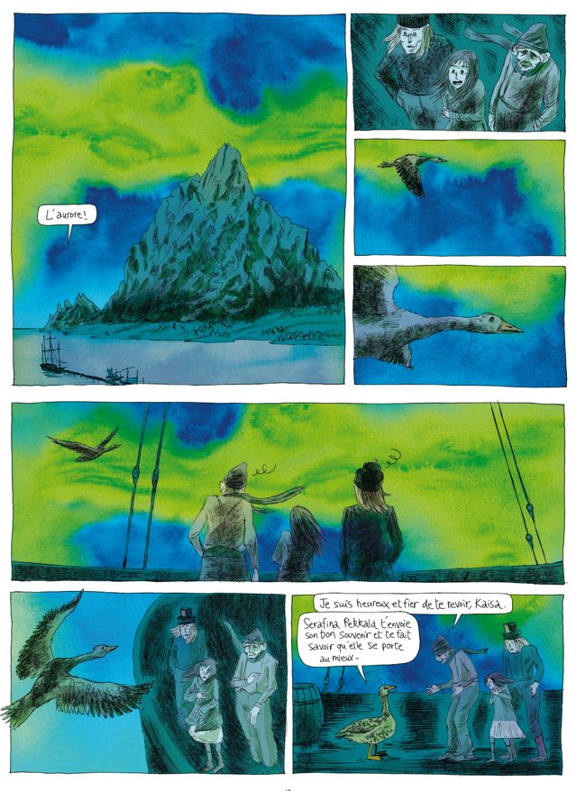 Page 13 - Les Royaumes du Nord - Tome 2