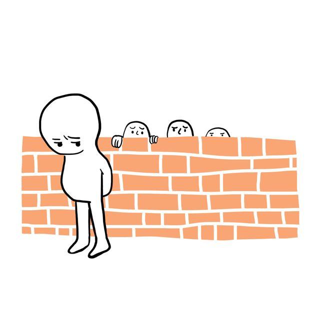 """""""On dirait que la frontière maintenant, c'est juste pour que les gens restent de l'autre côté"""" (Karim Miské)"""