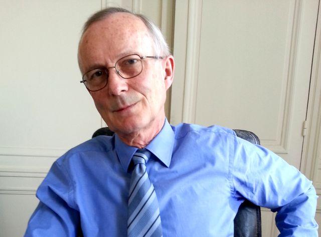 Patrick Baudouin, avocat à la Cour de Paris