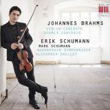Johannes Brahms Concerto pour violon, violoncelle et orchestre op. 102 Erik Schumann : violon Mark Schumann : violoncelle. Nürenberger Symphoniker Direction : Alexander Shelley  Berlin Classics