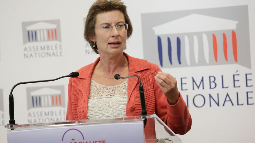 Clotilde Valter, nouvelle secrétaire d'État à la Réforme de l'État
