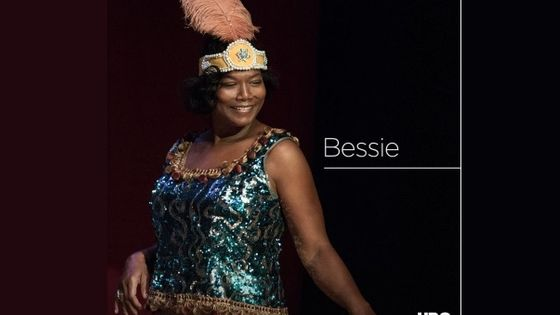 "Photo - montage affiche film ""Bessie"""