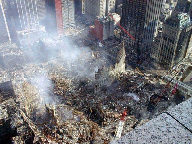 Conséquences des attaques du 11 septembre 2011