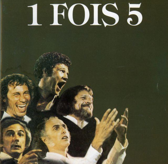 1 fois 5