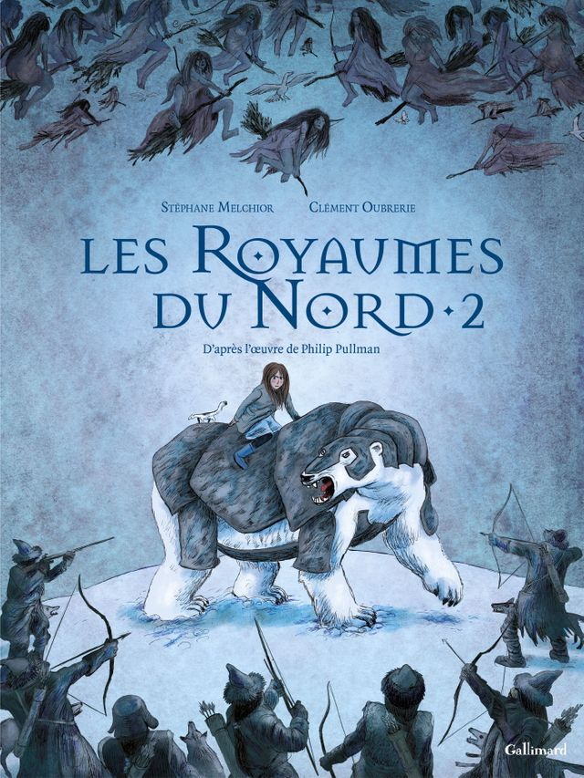 Les Royaumes du Nord - Tome 2