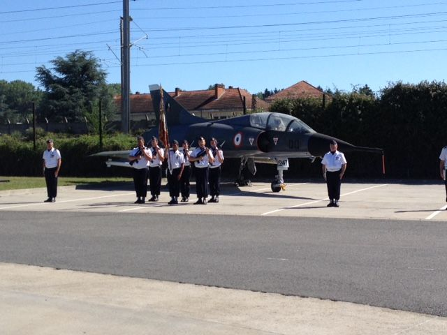Le site militaire de Varennes-sur-Allier était une base aérienne depuis 1964
