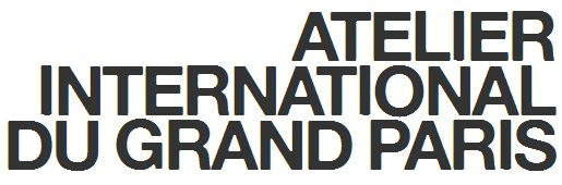 Logo Atelier International du Grand Paris