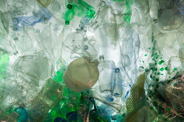 Un continent de déchets dans l'océan Pacifique