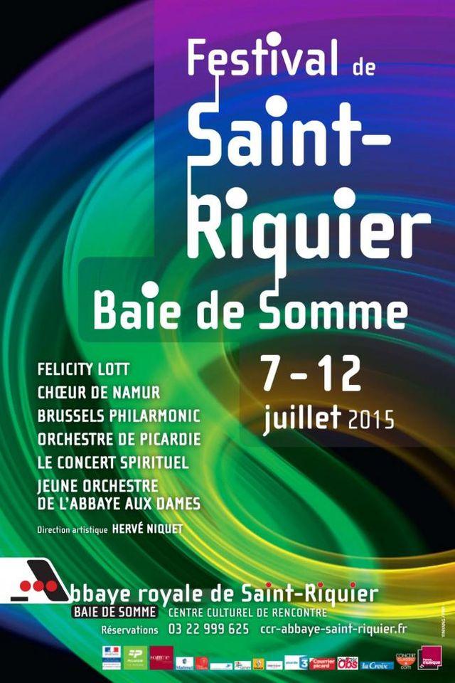 Hervé Niquet - festival de Saint Riquier
