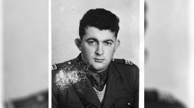 Roger Ranoux 1945