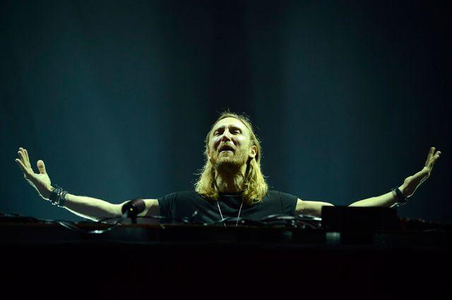 David Guetta, Live à Hannovre