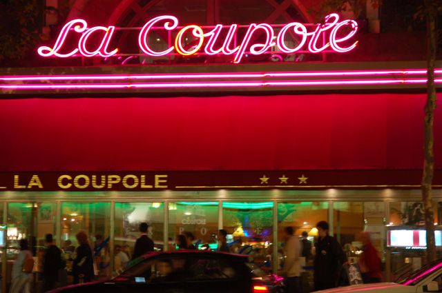 La Coupole, Paris 14è
