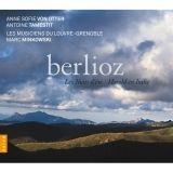 Berlioz tamestit musiciens louvre grenoble minkowski naive