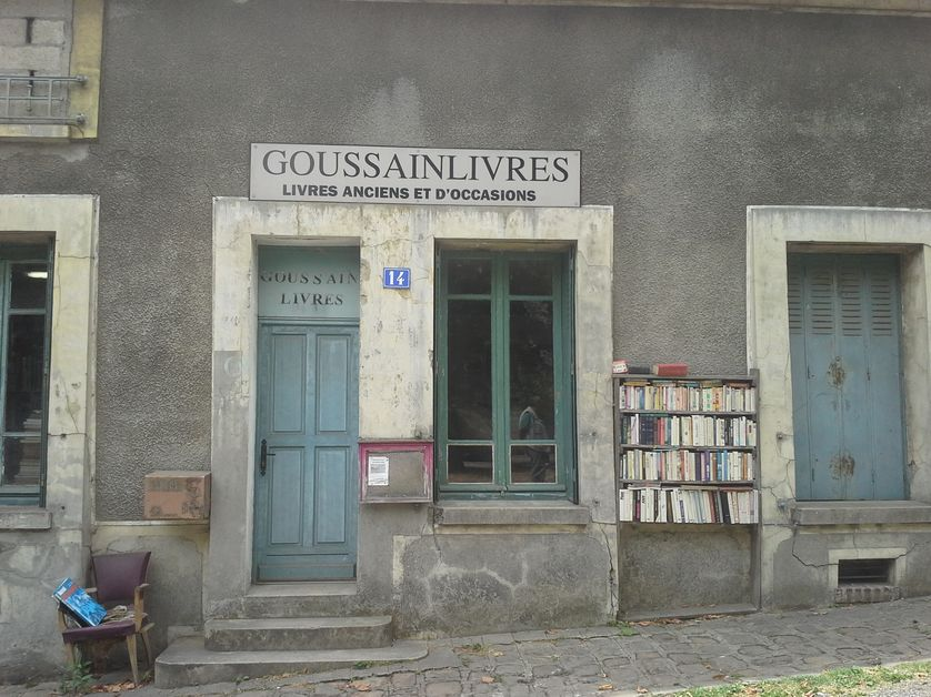 Goussainlivres, la librairie d'occasion du Vieux Goussainville