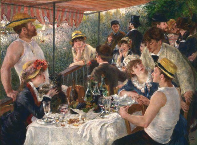 Renoir - Canotiers