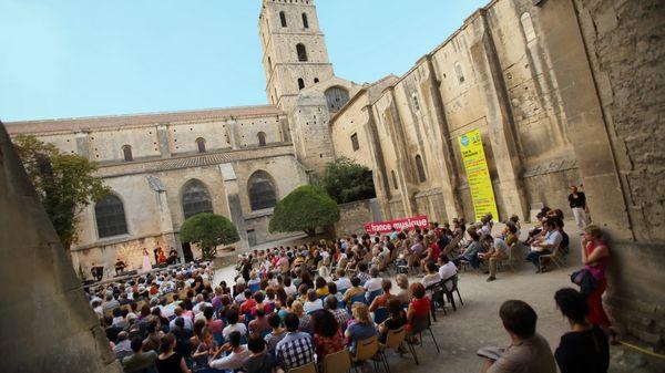 France Musique en direct et en public des festivals